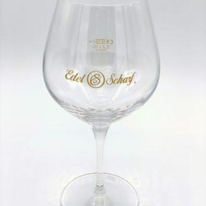 E&S Rotweinglas