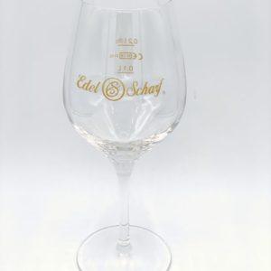 E&S Weißweinglas